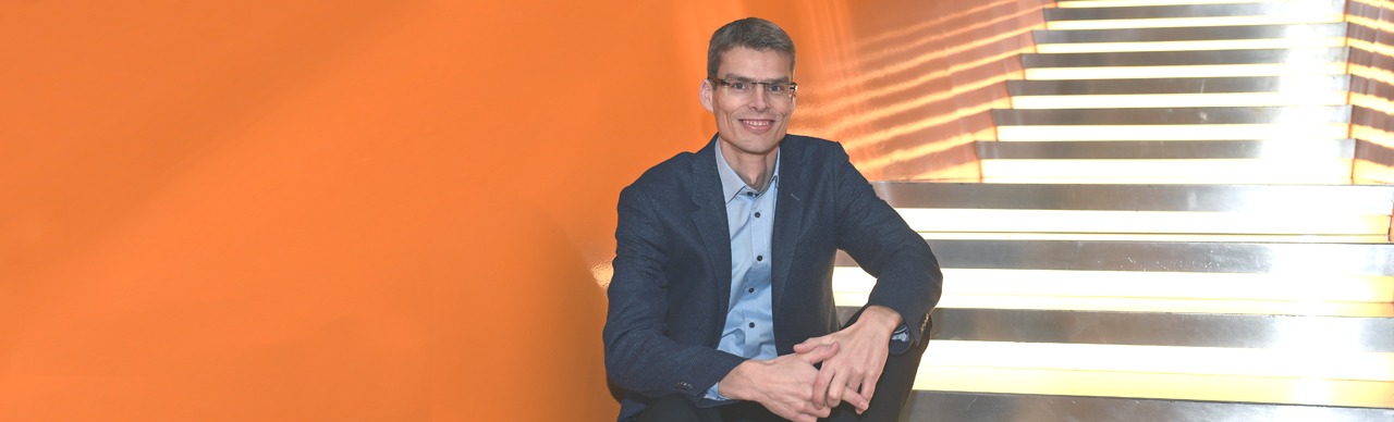Berufliche Orientierung mit Marcel Matischok